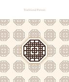 패턴 (묘사), 전통문양 (패턴)