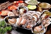 회,해산물,조개구이,