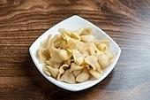 감자수제비