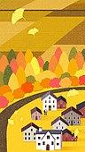 가을, 풍경 (컨셉)