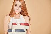 한국인, 여성, 쇼핑, 갈등