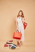 한국인, 여성 (성별), 선물 (인조물건), 쇼핑