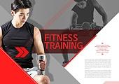 한국인, 브로슈어 (템플릿), 운동 (스포츠), 스포츠트레이닝 (연습), 아령 (웨이트)