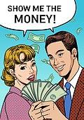 팝아트, 자산관리, 금융