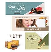 한국인, 웹배너 (배너), 상업이벤트 (사건), 세일 (사건), 여성, 쇼핑