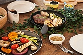 로스트 (요리), 식사, 요리 (음식상태), 저녁식사