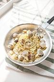 봉골레, 봉골레 (스파게티), 스파게티, 요리 (음식상태), 음식, 아침식사