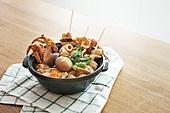 어묵탕 (탕), 한국음식 (아시아음식), 국물, 뜨거움 (컨셉)