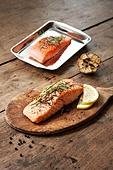 연어 (생선요리), 훈제연어, 음식, 연어스테이크