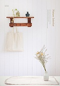 인테리어, 집꾸미기 (집수리), 실내장식 (가정용설비), 미니멀라이프, 자연 (주제)