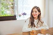 한국인, 여성 (성별), 디톡스, 차 (뜨거운음료), 싱글라이프 (주제)
