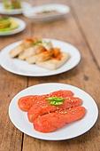한국음식 (아시아음식), 음식, 명란젓 (젓갈), 젓갈, 절임 (보존식품)