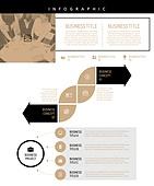 그래프, 도표 (시각교재), 디자인엘리먼트, 비즈니스, 인포그래픽