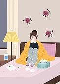 라이프스타일, 면역력 (의학), 건강한생활 (주제), 건강관리 (주제), 감기