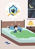 라이프스타일, 면역력 (의학), 건강한생활 (주제), 건강관리 (주제), 수면