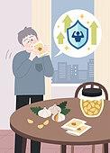 라이프스타일, 면역력 (의학), 건강한생활 (주제), 건강관리 (주제), 마늘, 노인