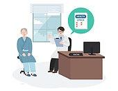 복지, 라이프스타일, 노인, 은퇴 (주제), 건강관리 (주제), 진찰 (의료행위)