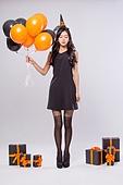 드레스 (의복), 할로윈놀이 (할로윈), 할로윈, 한국인, 라이프스타일, 파티