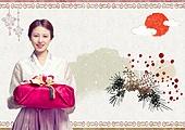 명절,전통,한복,한국인,한국전통