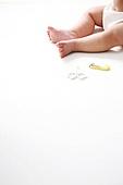 아기 (인간의나이), 손톱가위, 손톱깎이 (매니큐어세트)