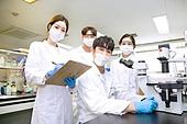 한국인, 대학생, 과학자 (전문직), 연구소, 과학실험 (사건), 실험실, 화학자, 생명공학 (생물학), 연구 (주제)