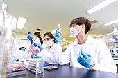 한국인, 대학생, 과학자 (전문직), 연구 (주제)