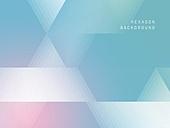 그라데이션 (이미지테크닉), 백그라운드 (주제), 변화 (컨셉), 육각형, 연결 (컨셉)