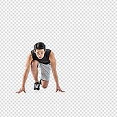 파워포인트 (이미지), PNG, 누끼 (컷아웃), 한국인, 남성, 운동 (스포츠), 웨이트트레이닝 (근육강화운동)