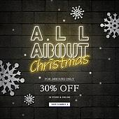배너, 웹배너 (배너), 상업이벤트 (사건), 크리스마스, 쇼핑, 세일 (사건), 겨울