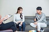 한국인, 부부, 커플, 이혼, 갈등, 문제, 조언 (컨셉), 불만
