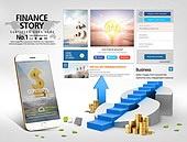 웹템플릿, 모바일템플릿, 휴대폰 (전화기), UI KIT, 레이아웃, 비즈니스, 비즈니스 (주제), 금융, 은행 (금융빌딩), 비트코인, 모바일뱅킹 (인터넷뱅킹), 인터넷뱅킹