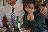 한국인, 회식, 송년회, 성희롱 (편견), 스트레스