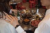 한국인, 회식, 송년회, 성희롱 (편견), 사람손 (주요신체부분)