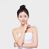 파워포인트 (이미지), PNG, 누끼, 한국인, 여성, 20-29세 (청년), 미녀 (아름다운사람), 뷰티, 피부, 아름다움, 라이프스타일