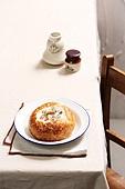 빠네파스타 (파스타), 파스타, 빵,서양음식,이탈리아음식,레스토랑,식탁