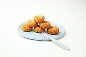 음식, 크로켓 (애피타이저),튀김,군것질,포크
