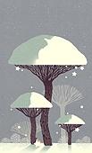 백그라운드 (주제), 풍경 (컨셉), 상상력 (컨셉), 환상 (컨셉), 동화, 나무, 초현실
