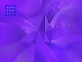 울트라바이올렛, 보라, 트렌드, 컬러, 창의성 (컨셉), 초현대적 (컨셉), 미래주의, 상상력, 백그라운드, 2018