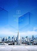비즈니스, 백그라운드, 풍경 (컨셉), 고층빌딩 (회사건물), 도시