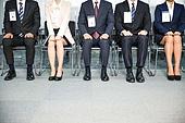 한국인, 구직 (실업), 취업면접, 비즈니스, 채용 (고용문제), 대기실 (공공건물), 긴장감