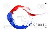 한국 (동아시아), 겨울스포츠 (스포츠), 올림픽경기, 2018평창동계올림픽 (동계올림픽), 페인트 (예술도구)