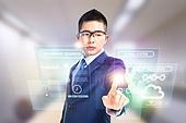 사물인터넷, 컴퓨터네트워크 (컴퓨터장비), 첨단기술, 4차산업혁명, 홀로그램, 초현대적 (컨셉), 홈오토메이션 (기술)