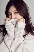 한국인, 여성, 스웨터 (상의), 겨울, 뷰티, 터틀넥, 패션, 따뜻한옷 (옷)