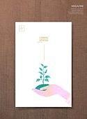 백그라운드, 봄, 파스텔톤 (색상강도), Springtime (Season), 프레임