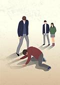 교육 (주제), 학교폭력, 교복, 폭력, 네거티브이미지, 왕따