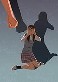 교육 (주제), 학교폭력, 교복, 폭력, 네거티브이미지, 스트레스 (컨셉), 왕따