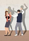 교육 (주제), 학교폭력, 교복, 폭력, 네거티브이미지, 교사 (교육직), 놀람 (컨셉)