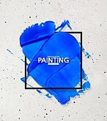 편집디자인, 카피스페이스, 프레임, 북커퍼, 페인트 (예술도구), 붓터치, 잉크, 컬러, 포스터, 팝업