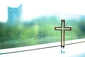 십자가,부활절,고난주간,사순절,나무십자가,창문