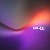 일러스트, 그라데이션, 그래픽이미지 (Computer Graphics), 빛효과, 우주 (자연현상), 오로라 (빛효과), 컬러, 기하학모양 (모양)